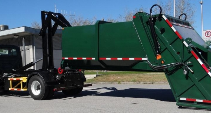 Cam Pack 20 Cubic Yards 16 Ft Body