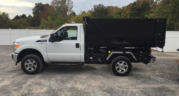 ML3.8K8OF - PICKUP MINILIFT, PICKUP MINI LIFT 3.8K ON FRAME - 8-foot